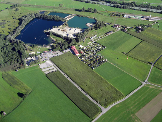 Fliegercamp (camping am See)